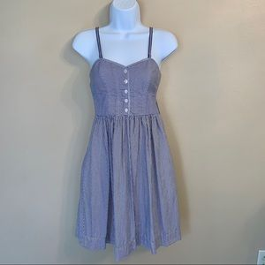 American Eagle striped summer dress